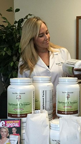 Optimal Cleanse - Original by East West Essentials - Helps Eliminate Toxins From The Liver And Fat Cells - Aids In Weight Loss - Can Be Used As A Meal Replacement Vanilla by East West Essentials (Image #4)