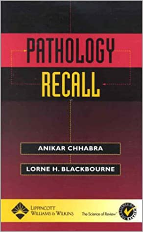 Pathology Recall (Recall Series)