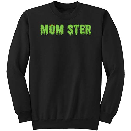 DoozyGifts99 Halloween Mom Ster Funny Adult Best GIF Sweatshirt -