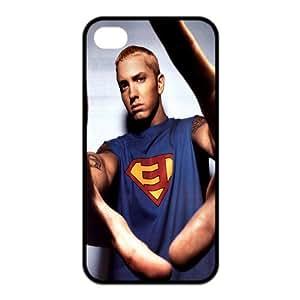 Eminem Custom TPU Cover Case For Iphone 4 4s YQN7081