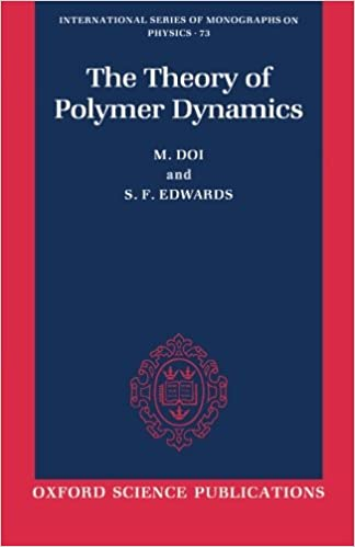 amazon com the theory of polymer dynamics international series of