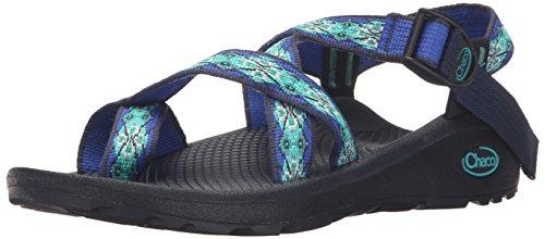Chaco Women's Zcloud 2 Sport Sandal - Laced Aqua - 5 B(M) US