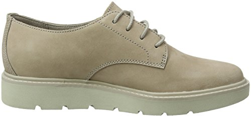 Kenniston Timberland Femme K51 Nubuck Marron pure Cashmere Up Richelieus Lace Bnrw4qd1TB