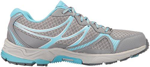 Ryka Womens Revive Rzx Walking Shoe Grigio / Blu