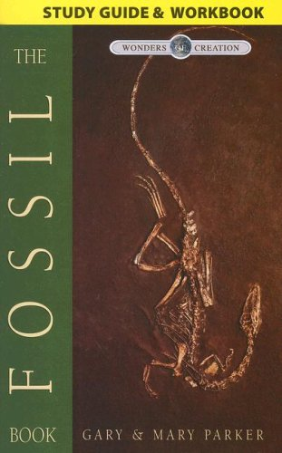 The Fossil Book Study Guide (Wonders of Creation)