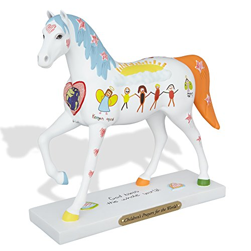 (Enesco Trail of Painted Ponies