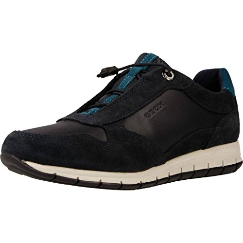 Calzado deportivo para mujer, color Azul , marca GEOX, modelo Calzado Deportivo Para Mujer GEOX D CONTACT Azul Azul