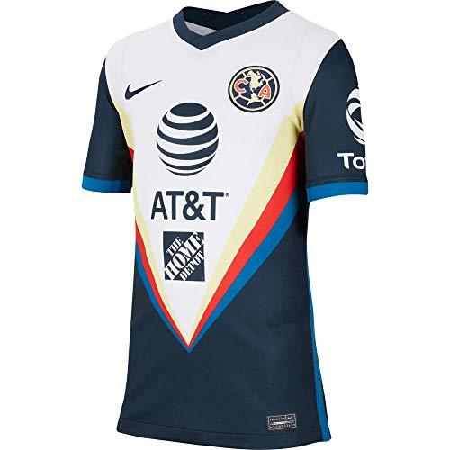 Nike Club America Away – Camiseta de fútbol para hombre 2020/21
