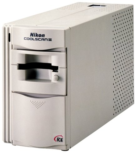 Nikon LS-30 Coolscan III Film Scanner for PC (PC/PowerMac) by Nikon (Image #1)