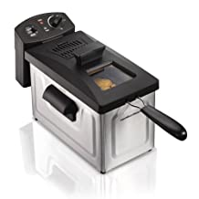 Hamilton Beach 35033C 3-Liter Oil Capacity Deep Fryer