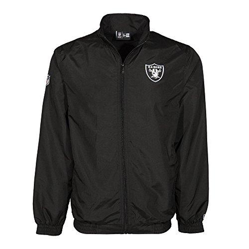 New Jkt Oakland Apparel Raiders Caps Track Era Team Black TXprwqT