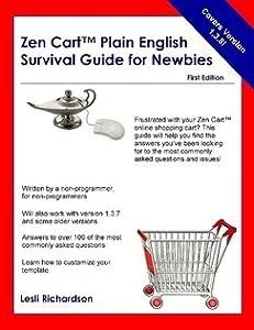 Zen Cart Plain English Survival Guide for Newbies