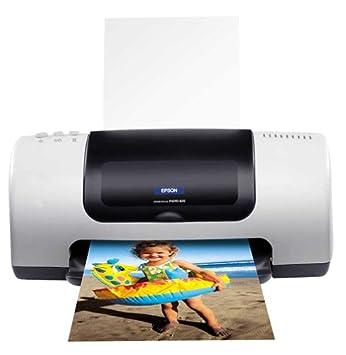 Epson Stylus Photo 820 Impresora de Chorro de Tinta: Amazon ...