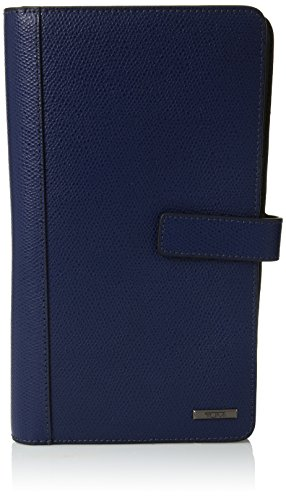 TUMI - Province Travel Organizer - Wallet for Men and Women - Blue