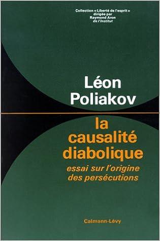 La causalité diabolique (Collection