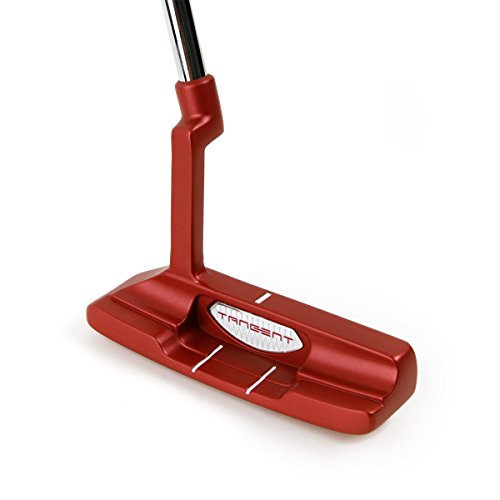 Orlimar Golf Tangent T2 Red Blade Putter MENA€S Right Hand with Free Headcover ()
