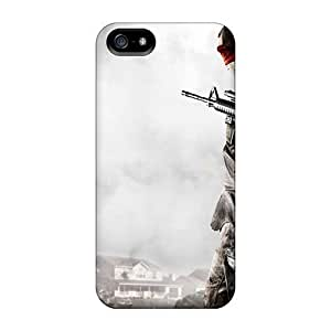 Grace's Favor Design High Quality Soldiers Video Games Homefront Cover Case With Excellent Style For SamSung Galaxy S6 Phone Case Cover