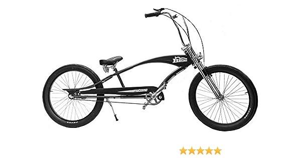 micano Bronx larga playa de Cruiser Bike ruedas de 26