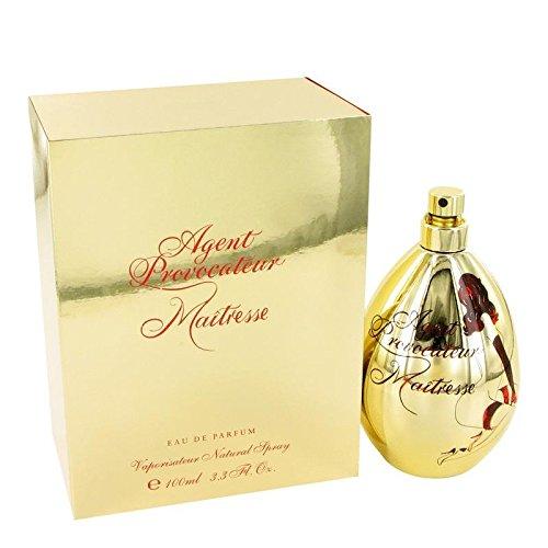 - Agent Provocateur Maitresse by Agent Provocateur Eau De Parfum Spray 3.4 oz for Women - 100% Authentic