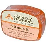 Clearly Natural Vitamin E Glycerine Soap -- 4 oz