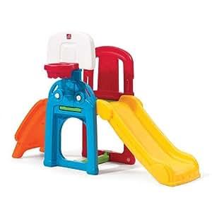 Amazon.com: Toddler Slides And Climbers Kids Climber Kitchen ...