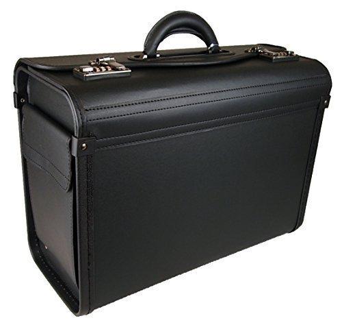 Ocello - Mallette noire haute qualité ordinateur portable affaires exécutif voyage travail