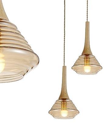 Lámpara de techo para Manualidades/Mini 1 luz ámbar ...