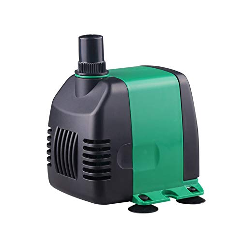 Submersible Pump 28W 1400L/H Quiet Fountain Water Pump with 1.8M Power Cord for Fish Tank Aquarium Pond Statuary, Model: LP-1541