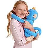 New Plush Fingerlings Hugs Blue Boris