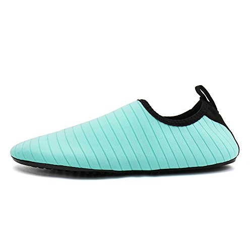 Water Quick Aqua Socks Sports Shoes Dry Surf Beach Wetsuit Shoes Green Barefoot Swim SWISSWELL Slipper Home Water Shoes Shoes Yoga Unisex naCOBzW
