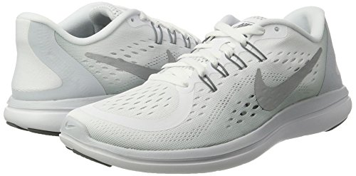 Nike O 100 B Scarpe Free Donna Sense C Sportive Women's Shoe Indoor Mehrfarbig Plata Running Rn gxrwgq6f