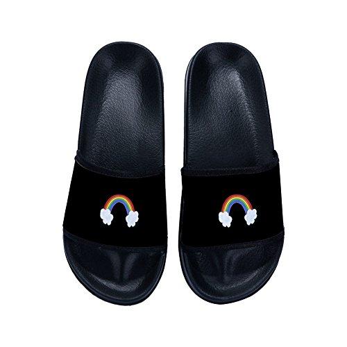 DREA Summer Men Of The Rainbow Bath Slippers Sandals Indoor & Outdoor Slippers - Arch Bath Single