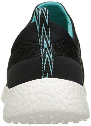 Skechers Mujer Slate Sport Burst Zapatillas Black/turquoise