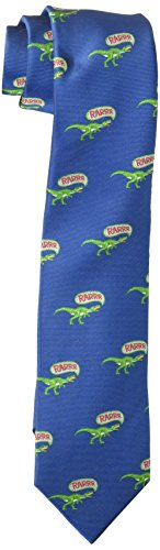 Necktie Fun - Wembley Big Boy's Boys Novelty Fun Print Tie navy 88, One Size