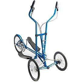 StreetStrider 7i Outdoor + Indoor Elliptical Cross Trainer