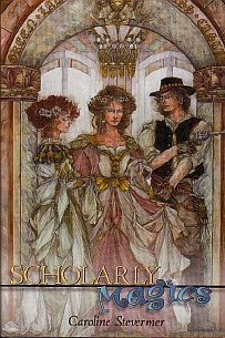 Scholarly Magics cover