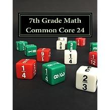 7th Grade Math Common Core 24