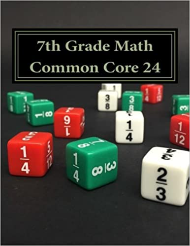 Amazon.com: 7th Grade Math Common Core 24 (9781523846863): Todd ...