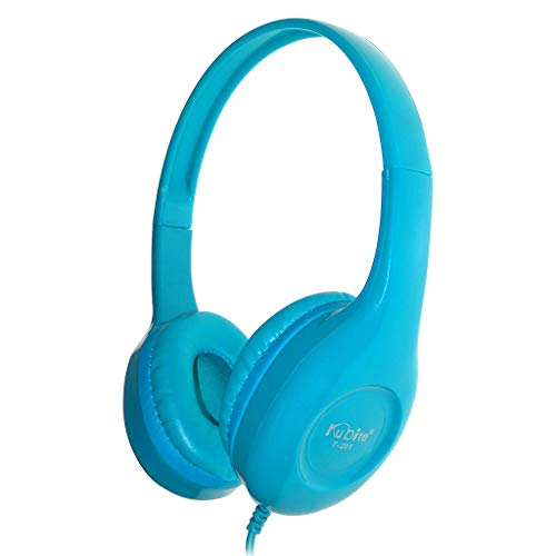 Geetobby USB Headset with Microphone, Lightweight Wired Business Headphones Without Volume Control