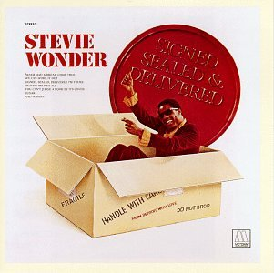 amazon signed sealed delivered stevie wonder クラシックソウル
