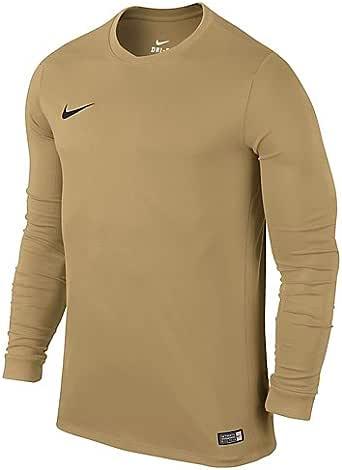 Nike LS YTH Park Vi JSY Camiseta de Manga Larga para Niños: Amazon.es: Ropa y accesorios