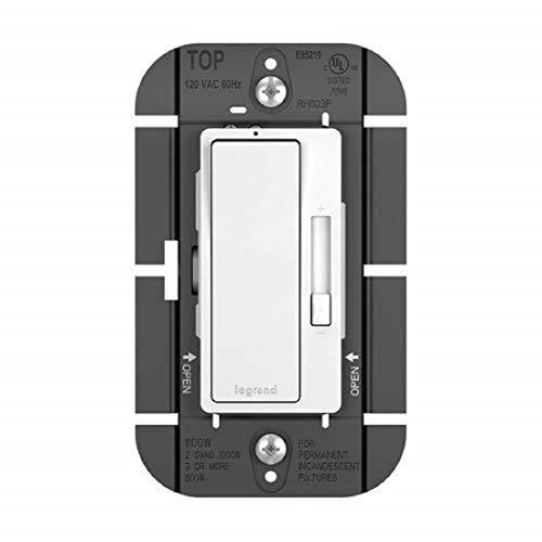 Legrand-Pass & Seymour RH703PTUW Dimmer Switch, ()