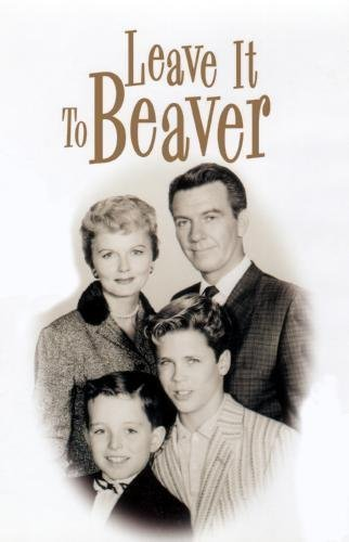 Leave It To Beaver Mini Poster Master Print #01