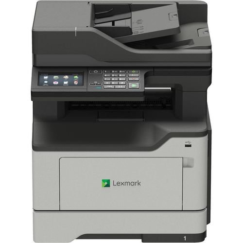 Lexmark MB2338adw Monochrome Laser Printer Offers Duplex Two Sided Printing, Automatic Document Feeder, Copy Functions, Fax and Wi-Fi for Easy and Secure Connectivity (36SC640)