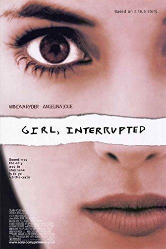 Girl, Interrupted Poster Movie B 11x17 Winona Ryder Angelina Jolie Vanessa Redgrave Whoopi Goldberg