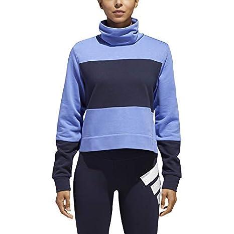 5c6ddbe22e7f3e Amazon.com  adidas Athletics Sport ID Back-to-School Sweater  Sports ...
