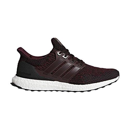 Adidas Menns Ultraboost Rødbrun / Svart