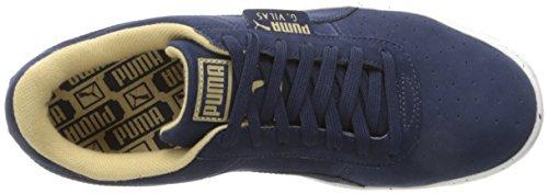 Puma Uomo G. Vilas Nbk Speckle Fashion Sneaker Peacoat-croissant