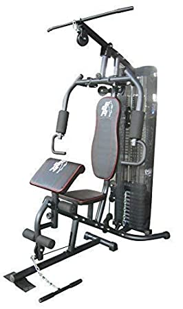 F4h olympic 7080 multi gym home workout station strength training