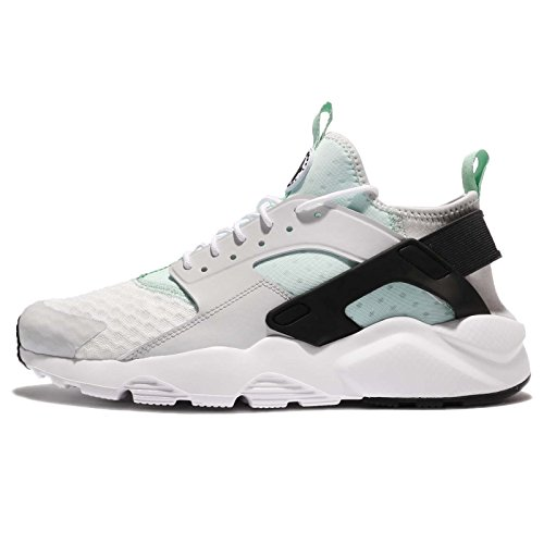 d811fbd6203cb Galleon - NIKE Men s Air Huarache Run Ultra Pure Platinum Black Igloo  Running Shoe 10.5 Men US